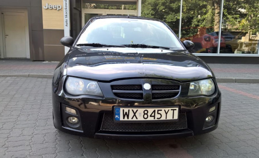 MG Rover ZR 1.8 117KM