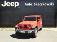 Jeep Wrangler Unlimited Sahara 2,0 272 KM 9A 4×4 DEMO bez przebiegu