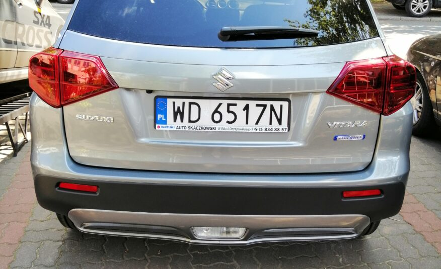Suzuki Vitara 1.4 Hybrid 4WD Premium DEMO