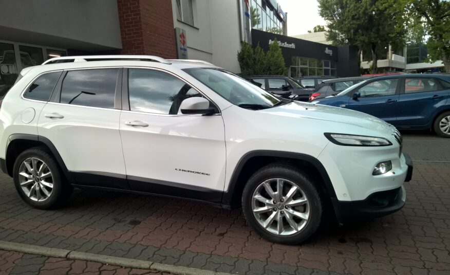 Jeep Cherokee 2.0 CRD Limited 4×4 Automat