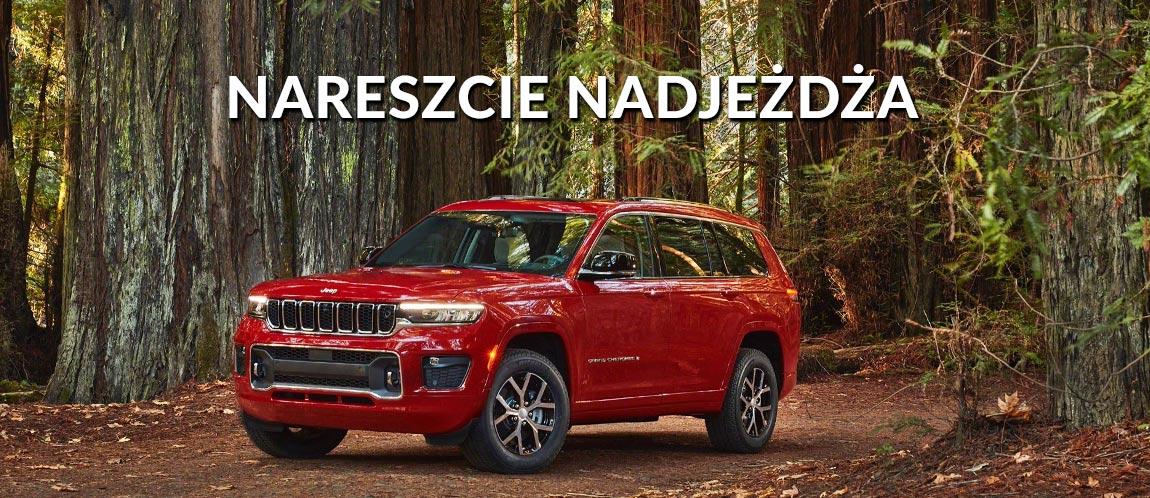 Nowy Jeep® Grand Cherokee MY2021 wyznacza nowe standardy w segmencie pełnowymiarowych SUV-ów.