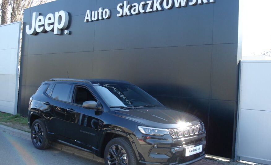 NOWY JEEP COMPASS 1,3 150KM 6A 4X2  80 th ANNIVERSARY