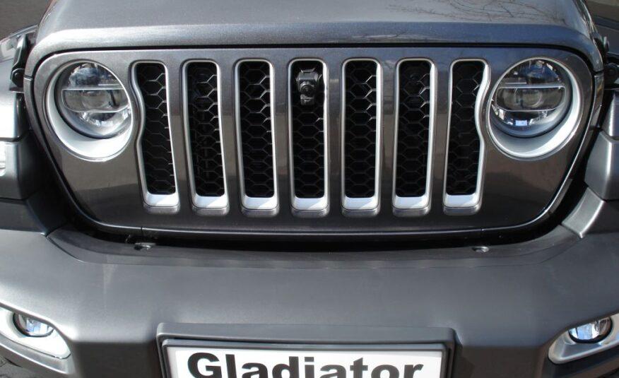 JEEP GLADIATOR OVERLAND 3,0  8A 264 KM 4X4